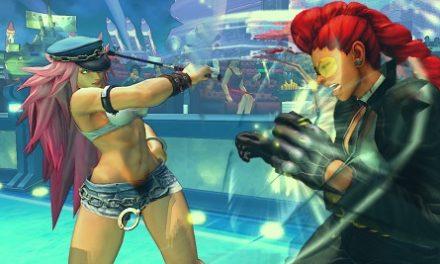 Ultra Street Fighter IV llegará hasta junio del 2014