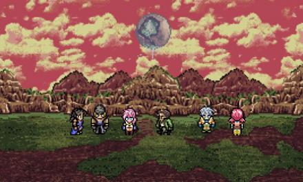 Square Enix nos ayuda a recordar la historia de la saga Final Fantasy XIII de una forma muy retro