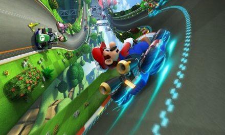 Mario Kart 8 estará disponible en mayo