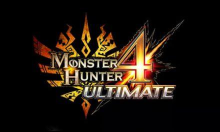 Monster Hunter 4 Ultimate llegara a inicios del 2015