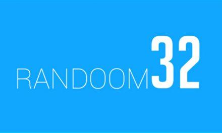 Trio de Punch: RANDOOM 32