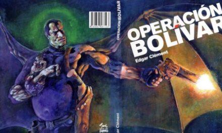 Cómics 23: Operación Bolívar