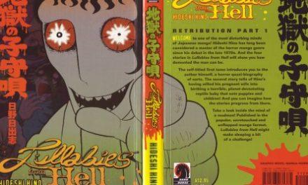 Cómics 24: Lullabies from Hell