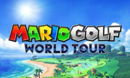 Mario Golf: World Tour para el 3DS llega en mayo