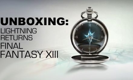 Play Reactor: Unboxing | Lightning Returns Final Fantasy XIII – Collector's Edition