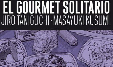 Cómics 26: El Gourmet Solitario
