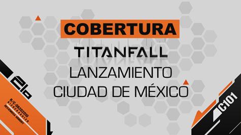 Play Reactor: Cobertura | Lanzamiento Titanfall en la Ciudad de México