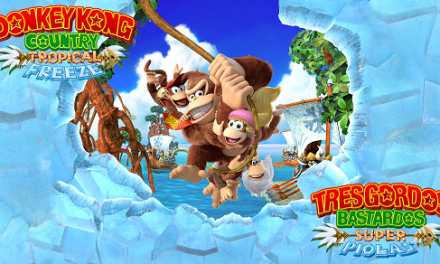 Reseña Donkey Kong Country: Tropical Freeze