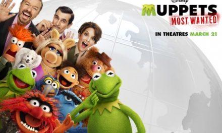 Cine 53: Muppets 2: Los Más Buscados