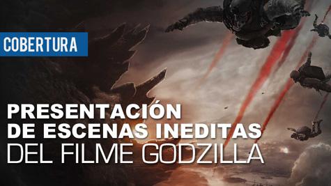 Play Reactor: Cobertura | Warner presenta escenas inéditas de la película Godzilla