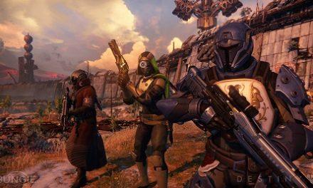 Tenemos 7 intensos minutos de gameplay de Destiny