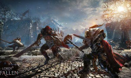 Aquí les tenemos un nuevo trailer de Lords of the Fallen