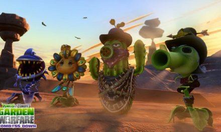 Tenemos nueva actualización de Plants Vs. Zombies Garden Warfare