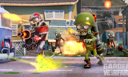 Plants Vs. Zombies Garden Warfare ya tiene fecha de salida en PC