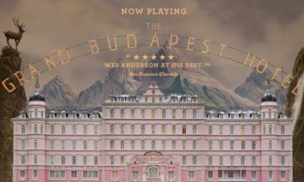 Cine 56: Gran Hotel Budapest