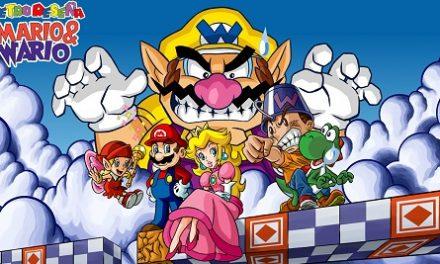 Club Nientiendo: Retro-Reseña Mario & Wario