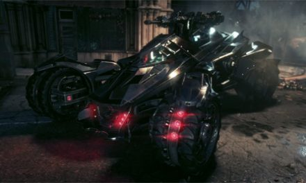 Batman: Arkham Knight saldrá hasta el 2015