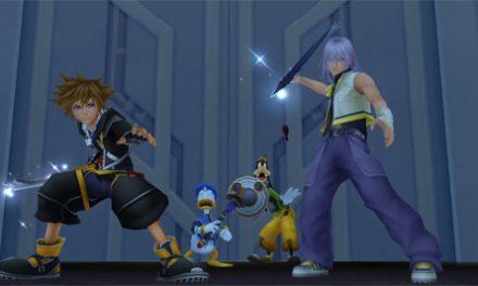 Trailer con todo y fecha de salida de Kingdom Hearts HD 2.5 Remix