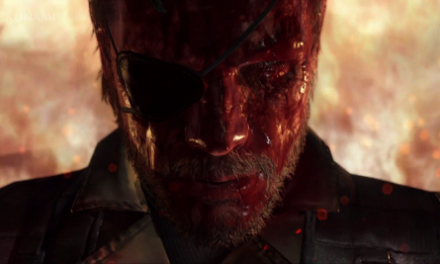 El drama invade este trailer de Metal Gear Solid V: The Phantom Pain