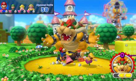 Bowser invade la fiesta en Mario Party 10