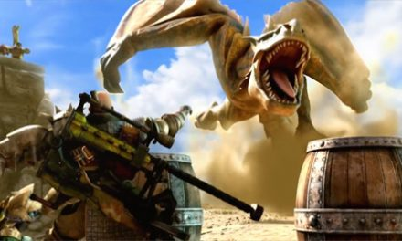 Capcom muestra un trailer de Monster Hunter 4 Ultimate