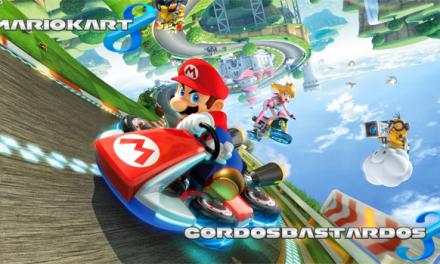 Reseña Mario Kart 8