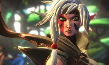 Gearbox presenta su nuevo proyecto: Battleborn