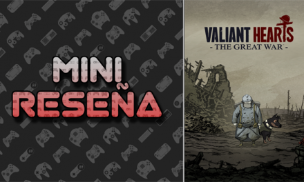 Mini-Reseña Valiant Hearts: The Great War