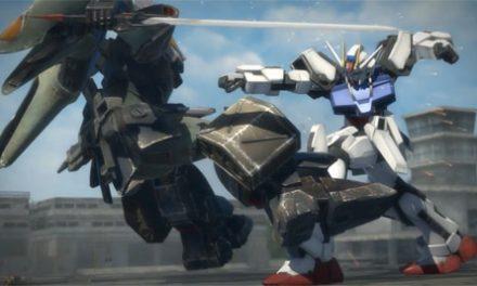 Tralier de lanzamiento de Dynasty Warriors: Gundam Reborn