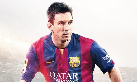 Nunca adivinarán quien estará en la portada de FIFA 15