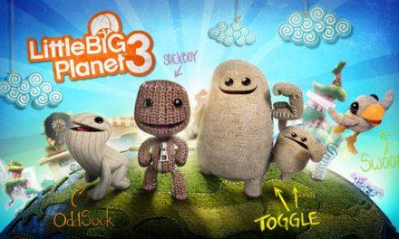 LittleBigPlanet 3 ya tiene fecha de salida