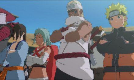 Ya tenemos fecha definitiva de salida para Naruto Shippuden: Ultimate Ninja Storm Revolution