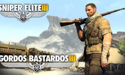 Reseña Sniper Elite III