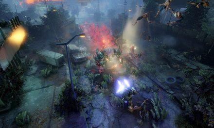 Hosemarque presentan al mundo su nueva exclusiva del PS4: Alienation