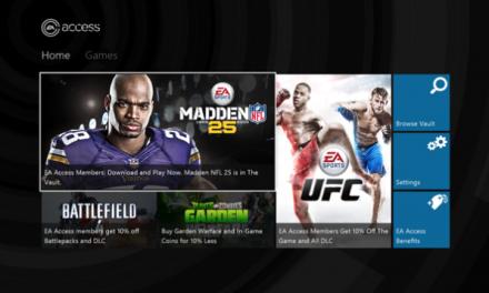 EA Access ya se encuentra disponible en tu Xbox One