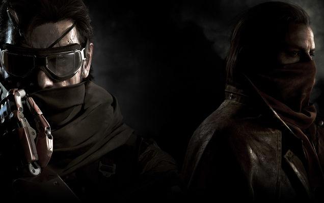 Metal Gear Solid V: The Phantom Pain confirmado para PC