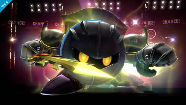 Meta Knight regresa a Super Smash Bros.