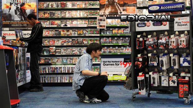 ¿Qué buscamos en un videojuego?