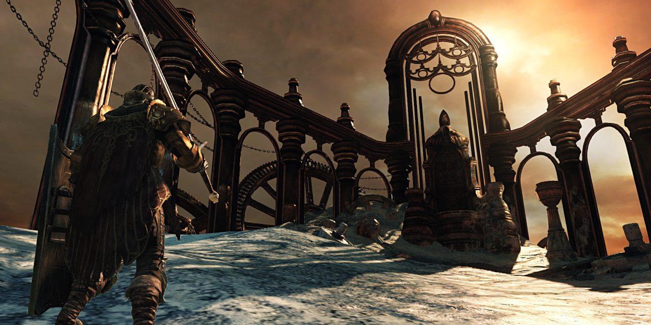 Explorando Crown of the Old Iron King, el segundo DLC de Dark Souls II