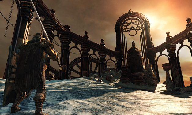 Explorando Crown of the Old Iron King, el segundo DLC de Dark Souls II
