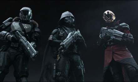 Nuevo trailer live action de Destiny