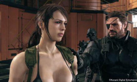 Nuevo trailer y 20 minutos de gameplay de Metal Gear Solid V: The Phantom Pain