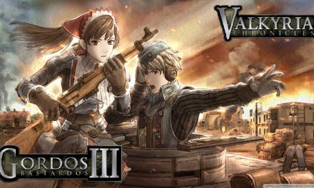 Reseña Valkyria Chronicles