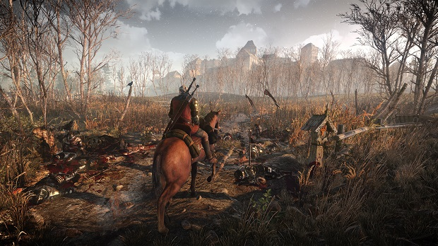 Viajemos por el mundo de The Witcher 3: Wild Hunt