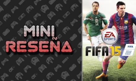 Mini-Reseña FIFA 15