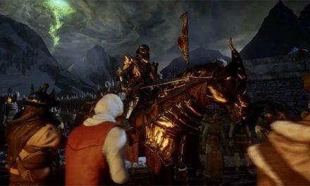 El lanzamiento de Dragon Age: Inquisition se acerca