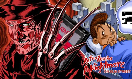 Club Nientiendo: Retro-Reseña A Nightmare on Elm Street