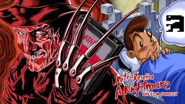Club Nientiendo: Retro-Reseña A Nightmare on Elm Street