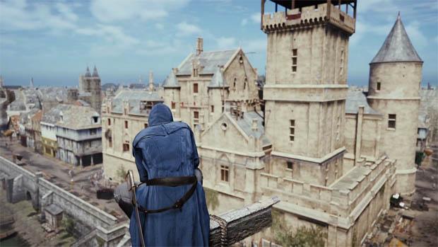 Veamos un compilado de todo lo que va a traer Assassin's Creed Unity
