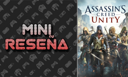 Mini-Reseña Assassin's Creed: Unity